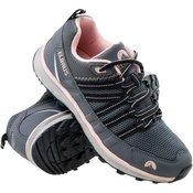 ELBRUS ženske sportske cipele Miher, WoS Pewter/Sepia Rose, sivo roza, 38