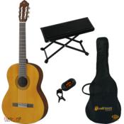 Yamaha C40 Natural SET set klasicna gitara