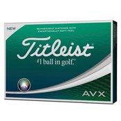 Titleist AVX Golf Balls White 12 pack