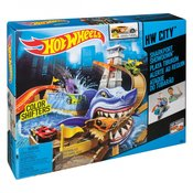 HOT WHEELS SET S PROMJENOM BOJE - MORSKI PAS
