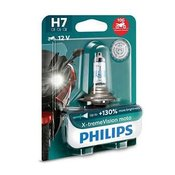 Philips žarnica H7 X-tremeVision Moto 12V 55W + 130%