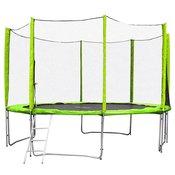 inSPORTline trampolin set Froggy PRO 430 cm