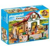 Playmobil Kmetija s poniji (6927)