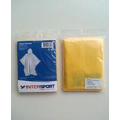 Intersport PELERINA INTERSPORT YELLOW, muška jakna za kišu, žuta