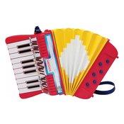 harmonika 17 tipk