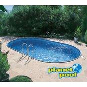 PLANET POOL montažni bazen set FERRARA (art. 4605), 320x525x120cm