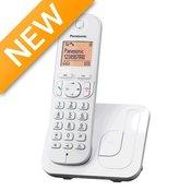 PANASONIC bežicni telefon KX-TGC210FXB BIJELI