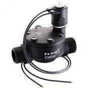 """Claber elektromagnetni ventil , 1"""" M, 24V, z vgrajenimi priključki (90815)"""