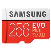 SAMSUNG spominska kartica micro SDXC EVO+ 256GB (MB-MC256GAEU)