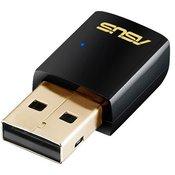ASUS mrežna kartica WLAN USB 450MB USB-AC51 AC/N