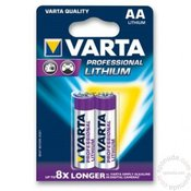 VARTA Professional litijum baterija 6103 AA bli2 6106301402