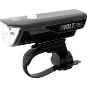 Cateye Prednje svjetlo za bicikl Cateye GVOLT25 HL-EL360G-RC LED (jednobojna) pogon na punjivu bateriju Crna