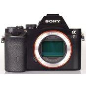 SONY D-SLR digitalni fotoaparat ILCE-7S