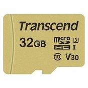 TRANSCEND Memorijska kartica SD MICRO 32GB Class 10 UHS-I