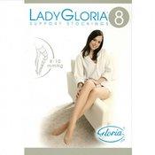 Hlačne nogavice za nosečnice 8 mm/Hg