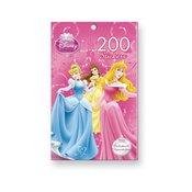 Knjiga nalepk Princess 47686