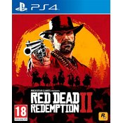 ROCKSTAR GAMES igra RED DEAD REDEMPTION 2 (PS4)