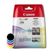 CANON črnilo PG-510 + CL-511 (2970B010AA)