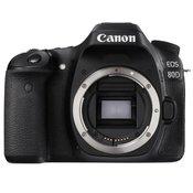 Digitalni foto aparat Canon EOS 80D Body, Wifi
