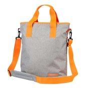 Target Shoulder Bag, nahrbtnik, siva