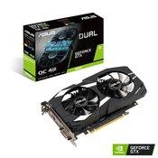 Asus nVidia GeForce DUAL-GTX1650-O4G 4GB DDR5
