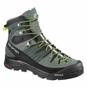 SALOMON moški treking čevljixALP HIGH LTR GTX, zeleni