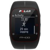 POLAR GPS sat za mjerenje pulsa M400 HR, crni