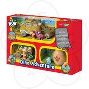 Wow igracka set 3 u 1 Dino Adventure