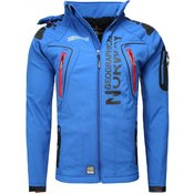 GEOGRAPHICAL NORWAY moška softshell jakna TANGATA, modra