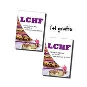 Priročnik LCHF s tedenskim jedilnikom in recepti 1+1 gratis