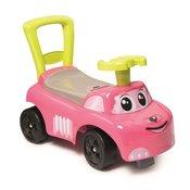 Smoby poganjalec avtomobil, roza
