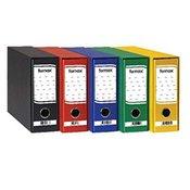 FORNAX registrator A5/80, črn