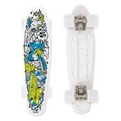 STREET longboard Penny board Surfing Skelectron