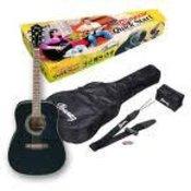 Start pack akusti?na gitara Ibanez V50NJP-BK