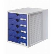 HAN predalnik System Box, zaprt Modra