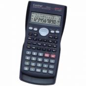 CASINE kalkulator CS-217 (Crni) Kalkulator matematicki, Crna/Antracit