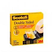 Lepljiva traka obostrana Scotch 665, 12mm x 22,8m
