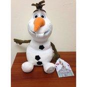 Disney plišasta igrača Frozen Olaf, 20 cm