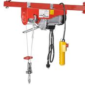 VIDAXL elektricna dizalica 1000W, 300/600 kg