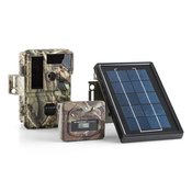 DURAMAXX SOLAR GRIZZLY, LOVACKI FOTOAPARAT, SET, CRNE LED DIODE, HD, MP, SOLARNI PANEL