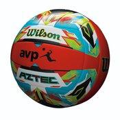 Wilson AVP AZTEC, mivka lopta za odbojku, narandžasta