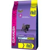 15 kg + 3 kg besplatno! Eukanuba suha hrana za pse - Puppy Large Breed ChickenBESPLATNA dostava od 299kn