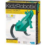 4M KidzLab Crazy Robot Kit 4M03393