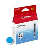 CLI-42C - Canon Cartridge, 13ml, Cyan (6385B001AA)