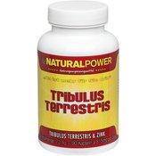Tribulus Terrestris + cink - 100 kaps.