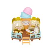 Sylvanian Families restoran sa sladoledom uz more 5228