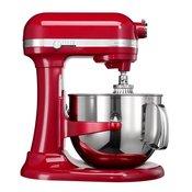 KitchenAid 6,9L samostojeci mikser Artisan Empire Red - sa zdjelom