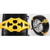 TARK univerzalna kovinska/PVC snežna veriga proti drsenju TT007, 10 kosov