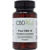 CBD-Vital PURE CBD 18 - 60 kaps.