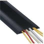 Dataflex Dataflex kabelski mostiček 3m 303 (DxŠxV) 3000x83x15 mm črne barve Dataflex vsebuje: 1 kos